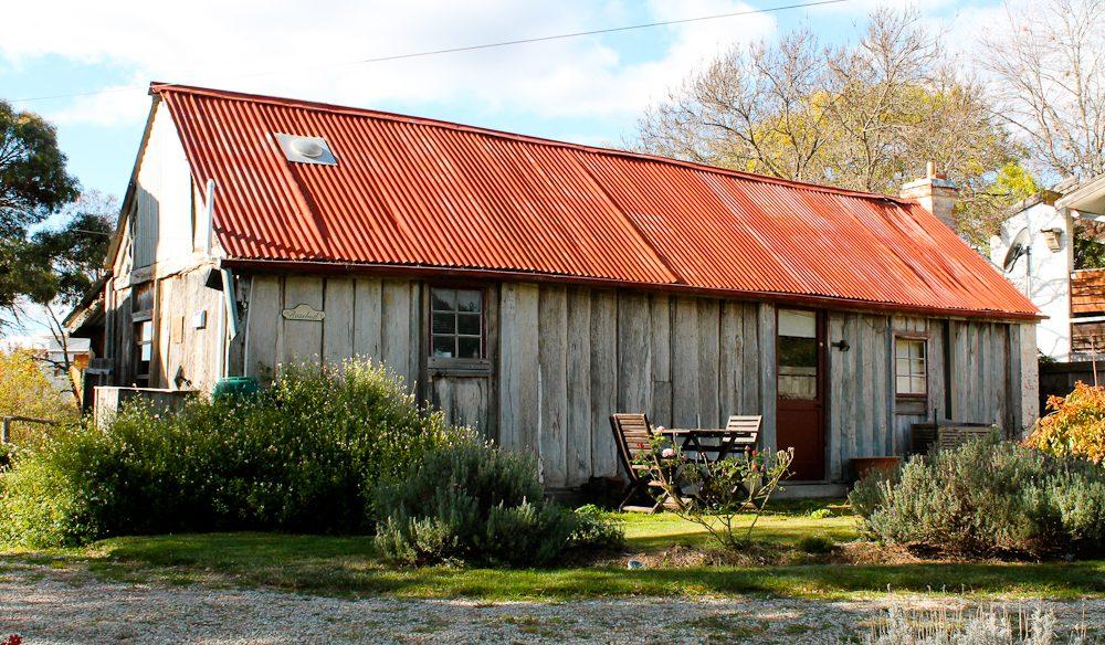 Blooming Heritage: Rosebud Cottage, Belconnen, ACT.