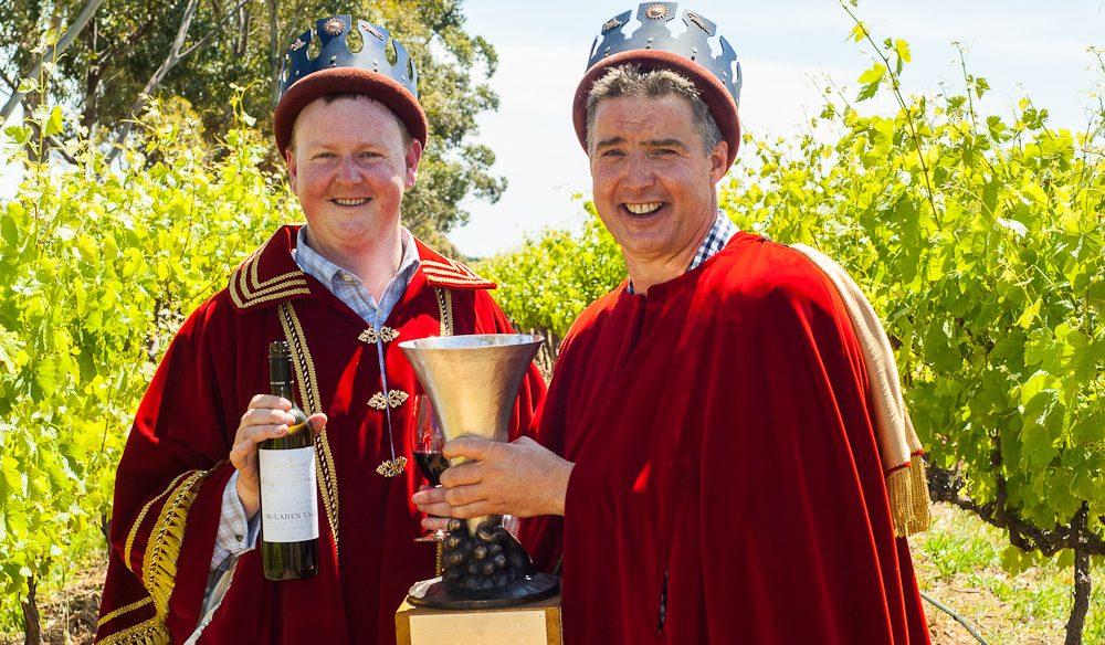 McLarren Vale Bushing Kings: Randall Cummins and Matt Koch (photo: John Kruger).