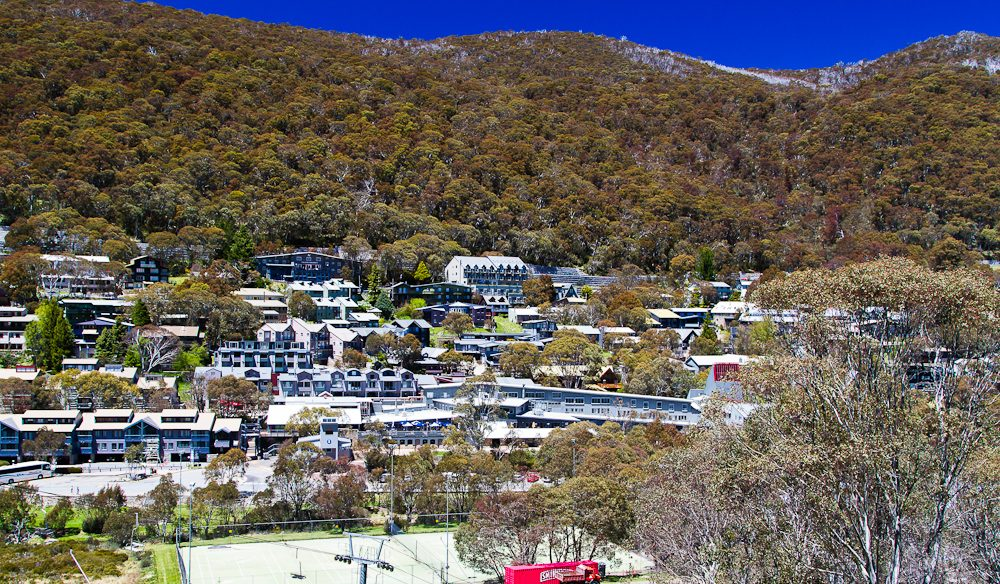 Thredbo, NSW: Web editor Steve Madgwick thinks the Snowy Mountains is the place to be, any time of year.