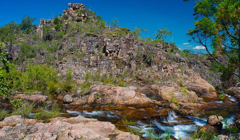 Tolmer Creek Walk, Litchfield National Park, NT (Photo: Tracy Ryan).