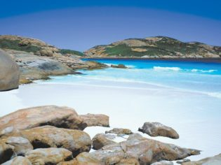 Lucky Bay, Cape Le Grand National Park.
