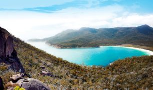 Freycinet Experience Walk Tasmania a Great Walks of Australia