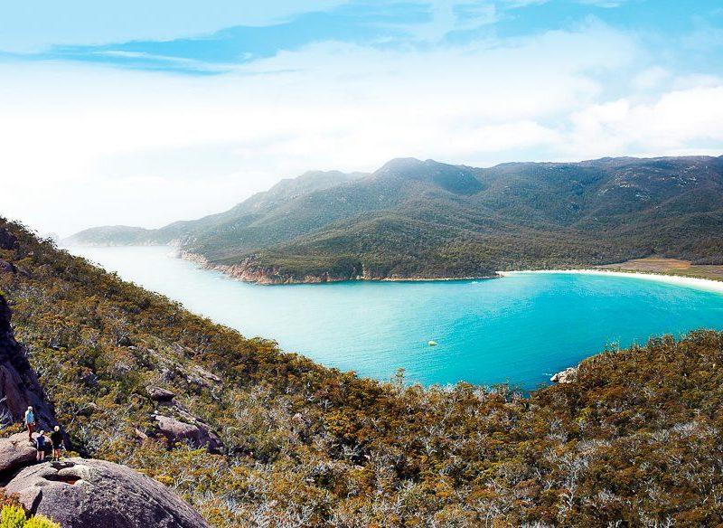 Freycinet Experience Walk Tasmania a Great Walks of Australia