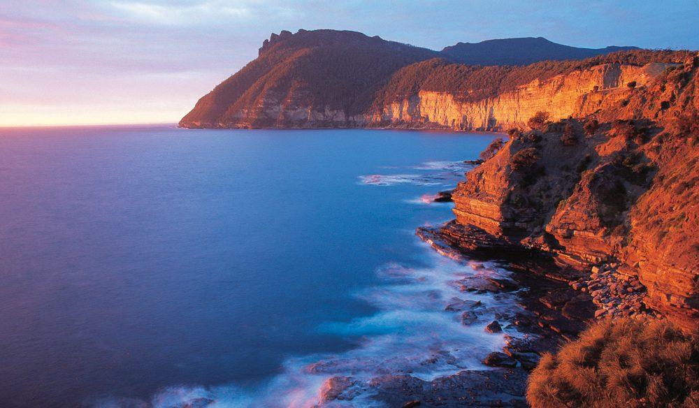 A true Tassie treasure: Maria Island.