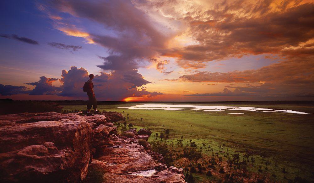 Ubirr Sunset, Kakadu National Park.