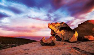 Remarkable Rocks, Kangaroo Island.