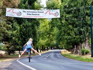 Australian Traveller editor Georgia Rickard's cycle adventure in Bright Victoria.