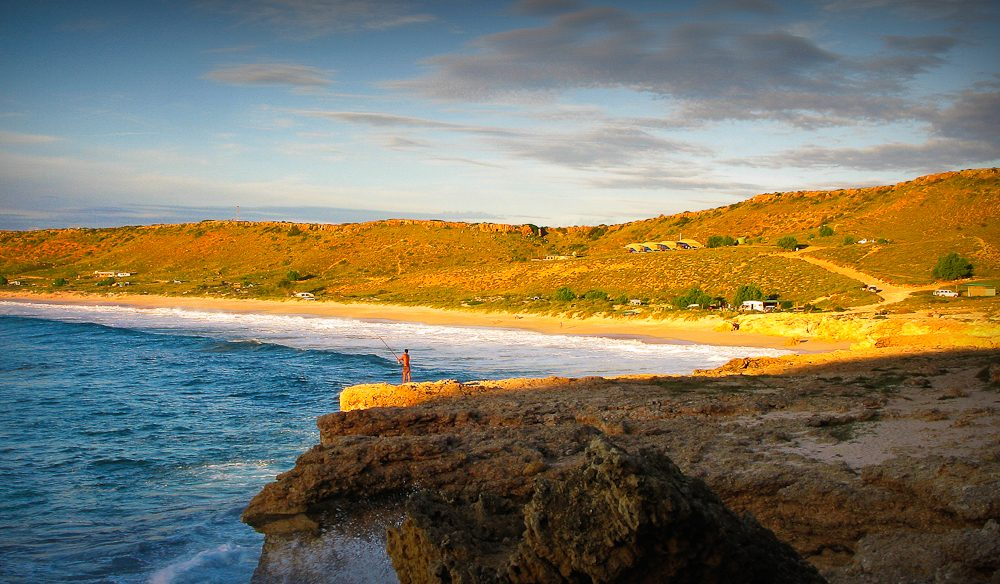 Quobba Station: First-class fishing from the Coral Coast's dramatic cliffs.