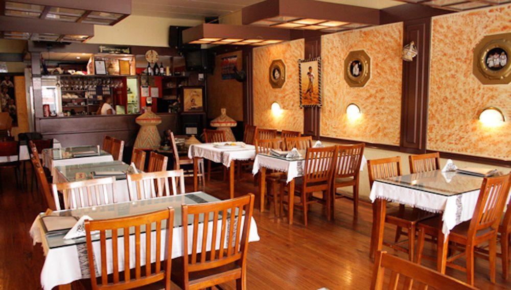 Café Lalibela is one of the oldest Ethiopian restaurants in Melbourne (Photo courtesy Cafe Lalibela).