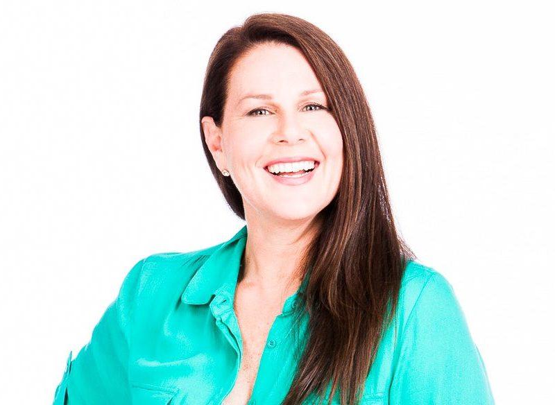 Comedian, Logies presenter and House Husbands star Julia Morris