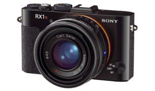 Sony DSC-RX 1 camera