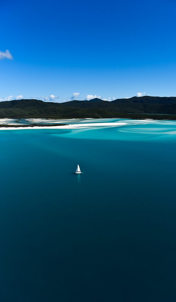 Sail away: Whitsundays (Steve Madgwick)