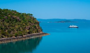 A Kimberley cruise: who, where, when and how much luxury.