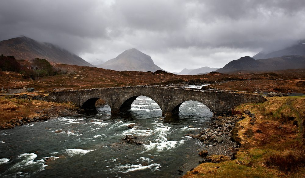 Get to know your camera: Isle of Skye, Scotland (copyright: David Oliver)