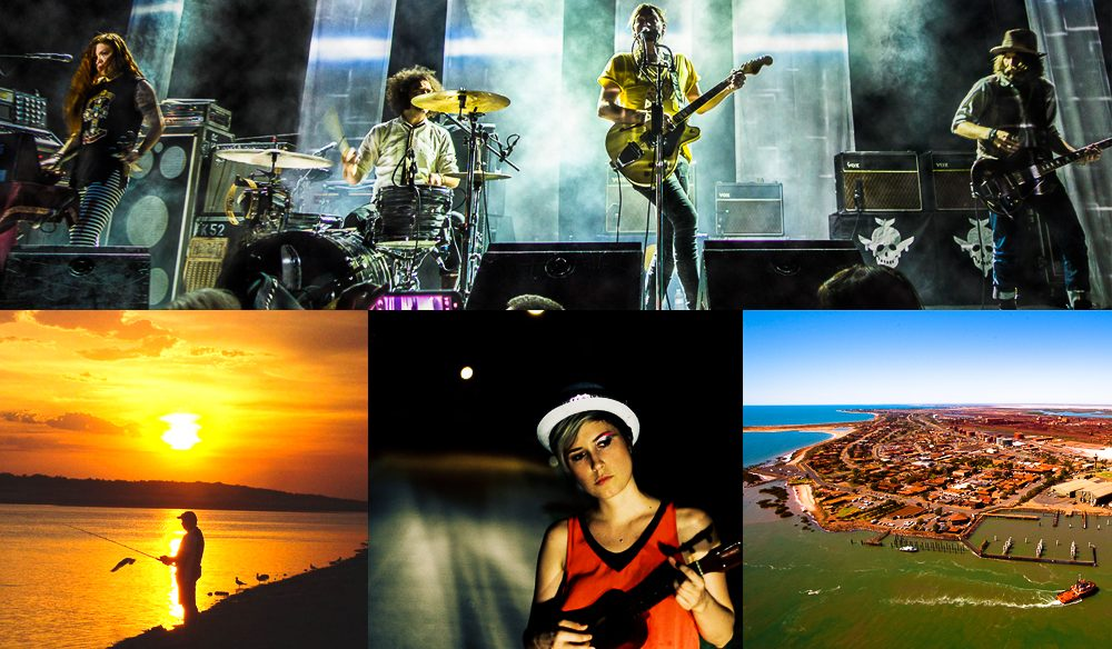The Dandy Warhols and Missy Higgins will be headlining Port Hedland's North West Festival in 2014.