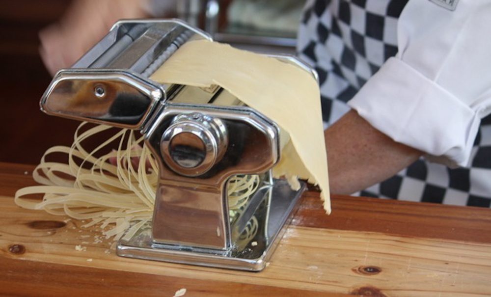 Pasta faster: Flavours Of The Valley Cooking Class set in Kangaroo Valley