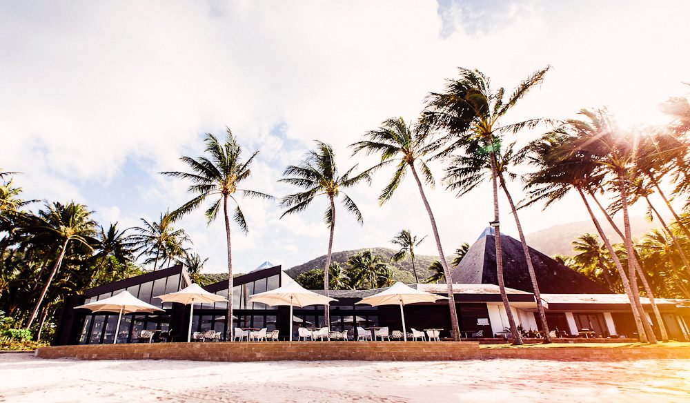 The One and Only resort on Hayman Island is pure indulgence.