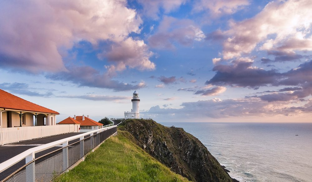 Cape Byron Lighthouse.