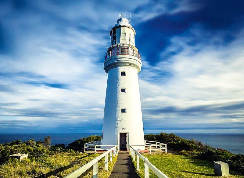 Cape Otway Lightstation, Great Ocean Road, Victoria.