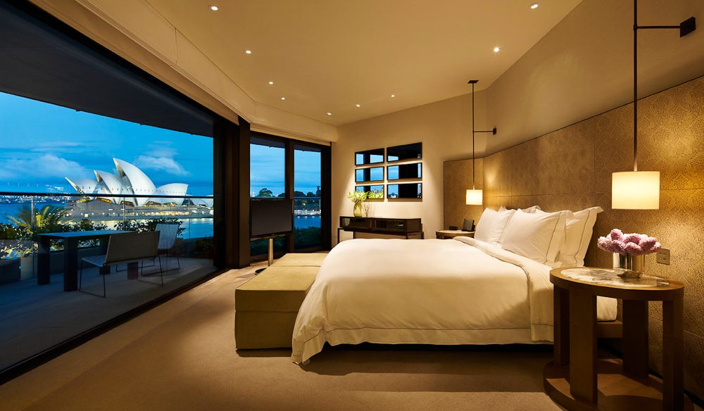 Sydney Suite - Master Bedroom