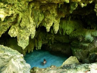 The Grotto, Christmas Island
