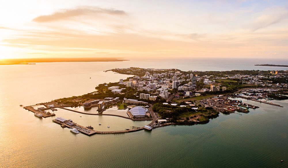 Darwin is finding its urbane edge - you just have to know where to look.