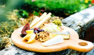 High Valley Cheese, Mudgee, drop by especially if you're after feta, Colly Blue and Caerphilly (photo: Elisse Hassey).