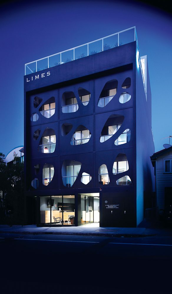 Limes Hotel, Brisbane.