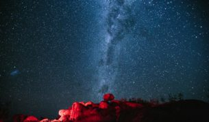 Night at the Devils Marbles, Northern Territory