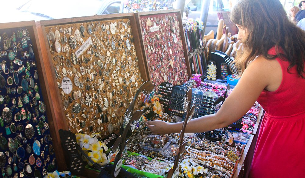Parap, one Darwin's 'other' local markets is foo the tourist trail (photo: NT Tourism).