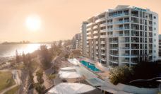 Oceans Mooloolaba picturesque views