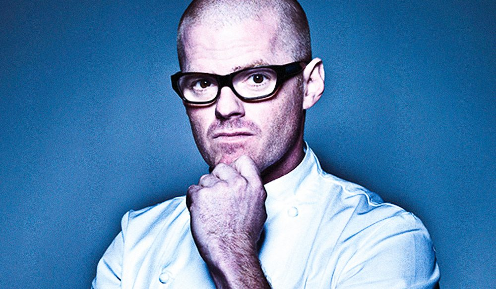 Heston Blumenthal's Fat Duck restaurant opens in February 2015 at the Crown, Melbourne. Bookings allocated by ballot.