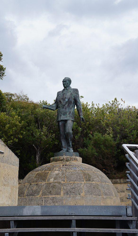 Ataturk Memorial, Albany, WA.