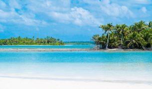 The secret tropical paradise of Cocos Keeling Islands.