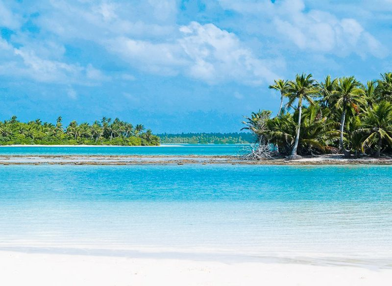The secret tropical paradise of Cocos Keeling Islands.