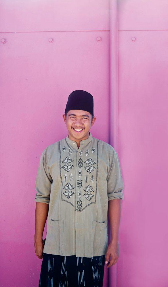 19-year-old Cocos Malay local Aidil Fadulah Balmut