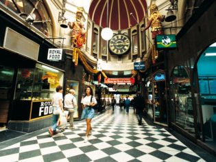 Melbourne - a sprinkling of culture and a large dose of caffeine
