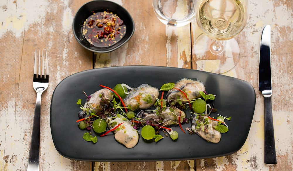 Tamar Valley's fresh food corridor stretches 70km from Launceston to Bass Strait.