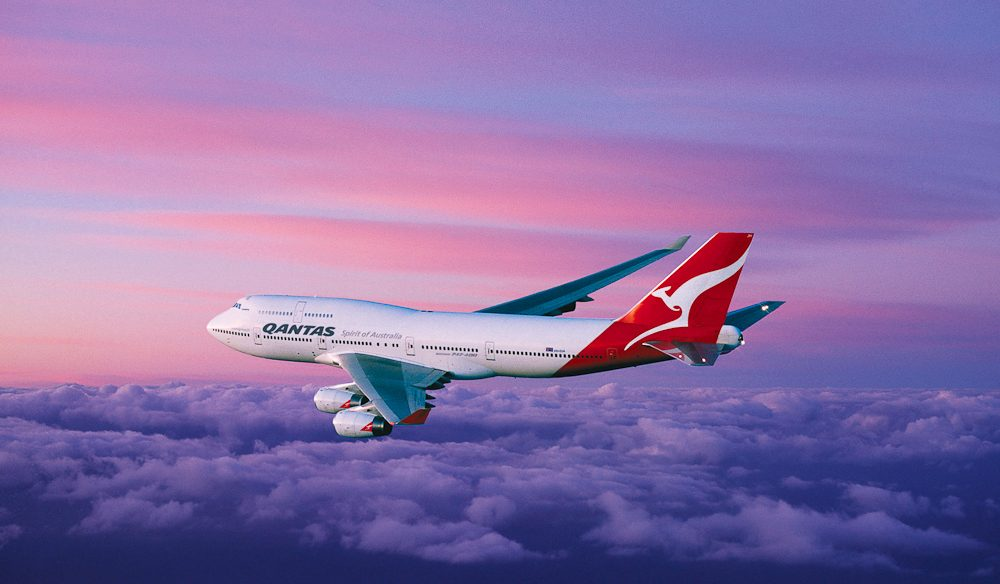 Qantas leap - the flying Kangaroo still flying the highest, according to our readers.