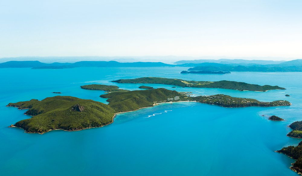 A well-rounded beauty, Hamilton Island.