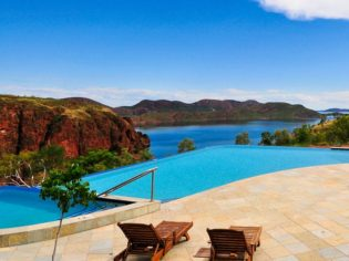 Yes it's a campsite - Lake Argyle Caravan Park, East Kimberley