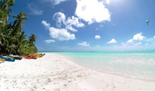 Water sports or just watch lie down and watch - Cocos Keeling Islands.