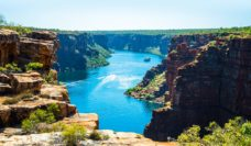The Kimberley (King George Falls) - still the overall fave, but there were plenty of surprises in 2014's People's Choice.