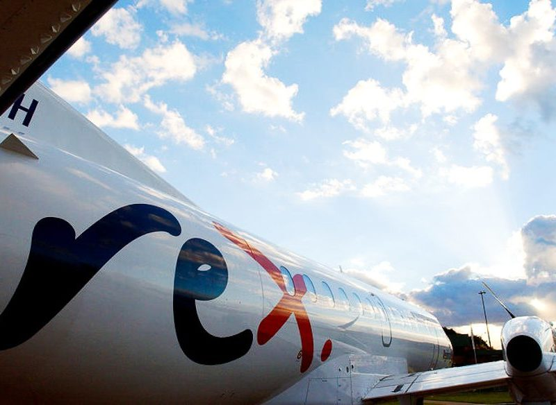 REX takes the Best Regional Airline prize hands down in 2014.