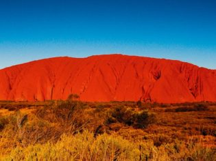 Uluru for you - 2015's 'Dream Experience', as voted by our readers.