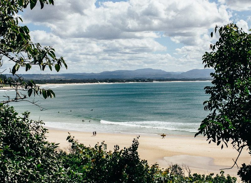 Lennox Head - Byron's cool neighbour (photo: Elise Hassey)