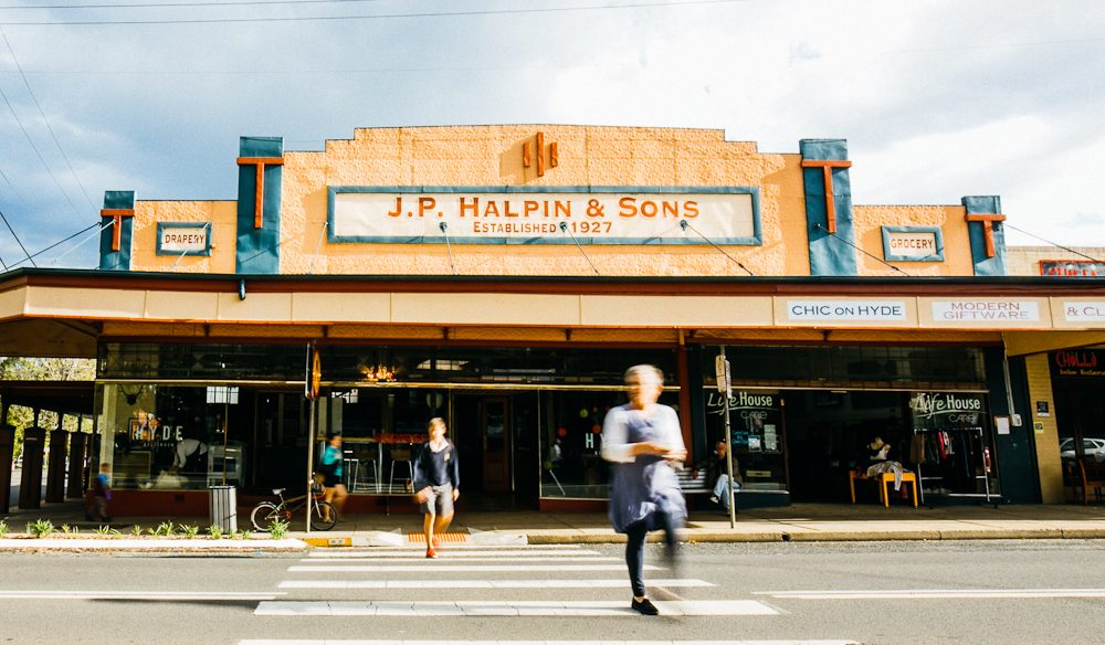 Quaint central with a hippie twist - Bellingen (photo: Elise Hassey).