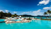 Can hotel pools get much sexier than Hayman Island's?