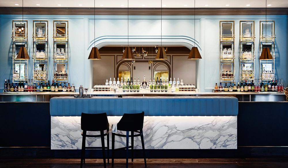 Like gin, love the Stillery gin bar, InterContinental Sydney Double Bay.