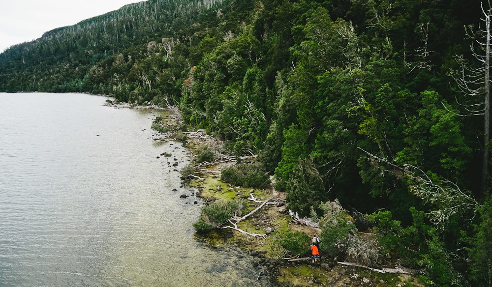Plenty of room to explore, Lake St Clair, Tasmania (photo: Adam Gibson).